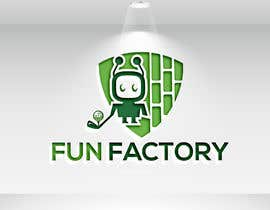 #231 for LOGO DESIGN - Logo for Factory/Industrial Themed Mini Golf Course af rayhanpathanm
