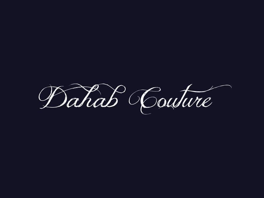 Конкурсная заявка №                                        276                                      для                                         Logo & Business Card Design for Women's Custom Couture Apparel and Wedding Store