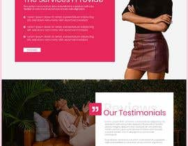 #51 untuk Create Additional Webpages For Existing Design oleh hosnearasharif