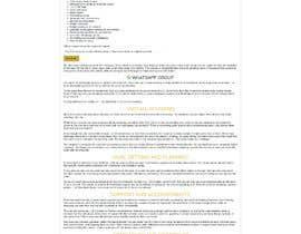 #52 untuk Create Additional Webpages For Existing Design oleh HebertSoares16