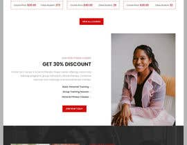 #49 untuk Create Additional Webpages For Existing Design oleh smunonymous