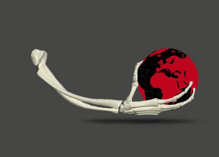 Konkurrenceindlæg #                                        14                                      for                                         logo for globe in hand