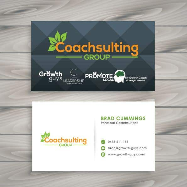 Konkurrenceindlæg #                                        59                                      for                                         Logo and Business card design - 23/07/2021 01:42 EDT