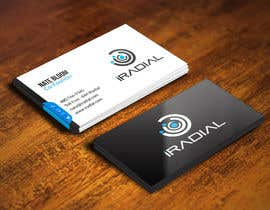 youart2012 tarafından Design some Business Cards for iRadial için no 40