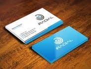 Design some Business Cards for iRadial için Graphic Design67 No.lu Yarışma Girdisi