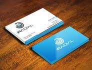 Design some Business Cards for iRadial için Graphic Design70 No.lu Yarışma Girdisi