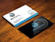 Design some Business Cards for iRadial için Graphic Design73 No.lu Yarışma Girdisi