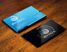 gohardecent tarafından Design some Business Cards for iRadial için no 77