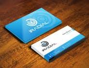 Design some Business Cards for iRadial için Graphic Design79 No.lu Yarışma Girdisi