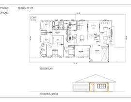 #17 for Floor Plan Design - Single Storey Dwelling - Amazing - House Plan - Architecture by weelin1986
