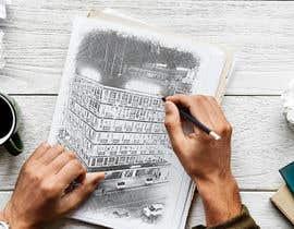 #37 untuk Hand drawing of 3 images oleh raiameerh595