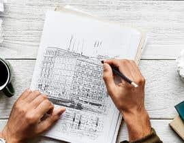 #39 untuk Hand drawing of 3 images oleh raiameerh595