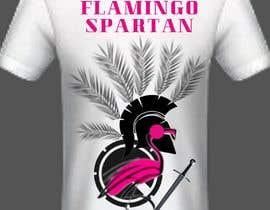 #24 for Flamingo T-shirts af lisacollins734