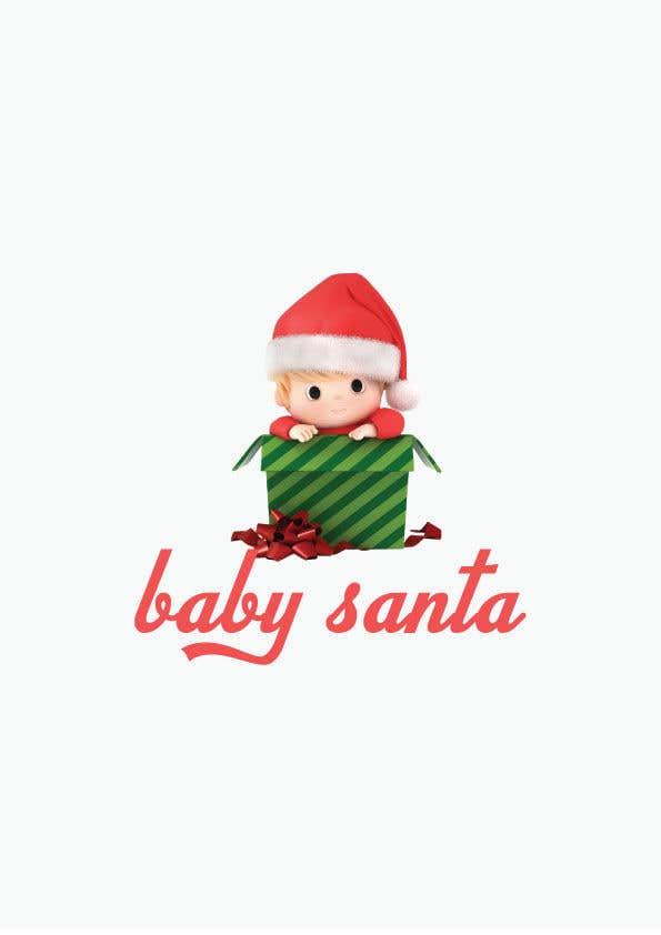 Bài tham dự cuộc thi #                                        5                                      cho                                         we need a cartoon form of baby Santa