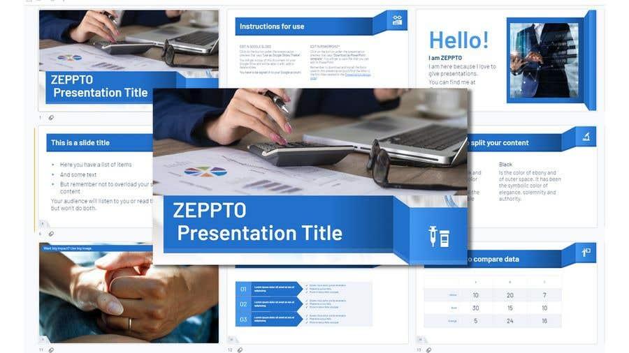 Konkurrenceindlæg #                                        18                                      for                                         Build me a Google Slides Presentation template