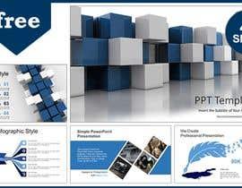 Nro 19 kilpailuun Build me a Google Slides Presentation template käyttäjältä rifatrahmaniu