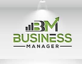 Nro 344 kilpailuun Logo & Favicon creation for App & Website (Business Manager ERP System) käyttäjältä rayhanpathanm