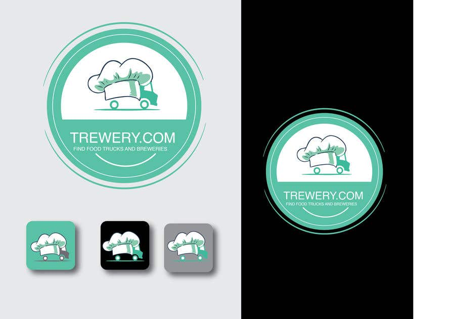Penyertaan Peraduan #                                        53                                      untuk                                         Design a logo for my food truck website and app