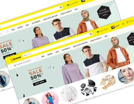 Nro 10 kilpailuun Need Banner  images and catagory images for my website . käyttäjältä engsushanta7