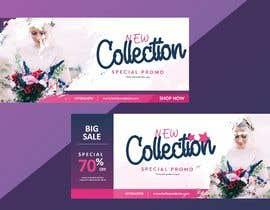 Nro 8 kilpailuun Need Banner  images and catagory images for my website . käyttäjältä raiangreen645