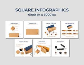 #41 for Info Graphic & Picture manipulation for Amazon store – Jpeg.  - 23/07/2021 16:00 EDT af leonorfczpires19