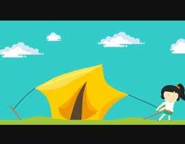 #21 untuk Swaying Tent Animation oleh mochamadkoswara