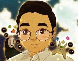 #27 untuk Turn me into an anime character oleh Sawcraz