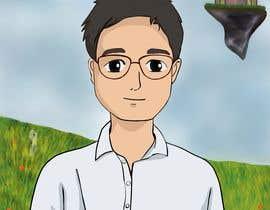 #59 untuk Turn me into an anime character oleh sunagoktuna
