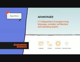 nº 28 pour Online course template (slide show) in adobe after effect par henryfuenmayor23