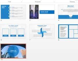 Nro 50 kilpailuun Plantilla PowerPoint käyttäjältä diprahman05