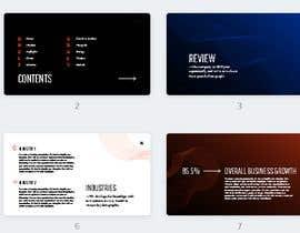 Nro 40 kilpailuun Plantilla PowerPoint käyttäjältä llacunavianca87