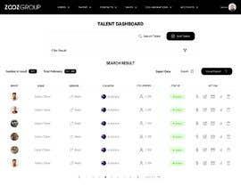 Nro 109 kilpailuun UI UX Design - Web System Page - DESIGN ONLY käyttäjältä rakibulhasan1239