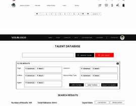 Nro 104 kilpailuun UI UX Design - Web System Page - DESIGN ONLY käyttäjältä ChaYanDee