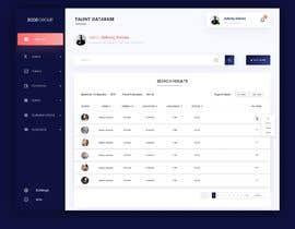 Nro 133 kilpailuun UI UX Design - Web System Page - DESIGN ONLY käyttäjältä ftRabby