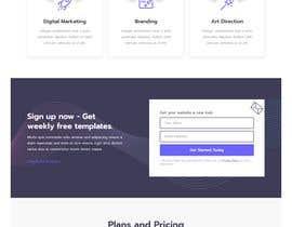 Nro 1 kilpailuun web design käyttäjältä Manjur333