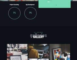 Nro 36 kilpailuun web design käyttäjältä rakinwebs