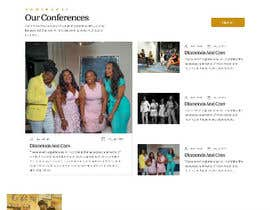 Nro 56 kilpailuun Website Needed käyttäjältä Muzeative