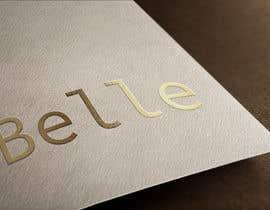 """#134 for Design a logo for my private label brand """"Belle"""" af khodejaakter5433"""