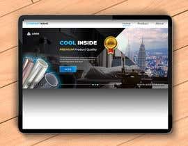 Nro 43 kilpailuun website banner design - 24/07/2021 10:26 EDT käyttäjältä sadiqueadilsl