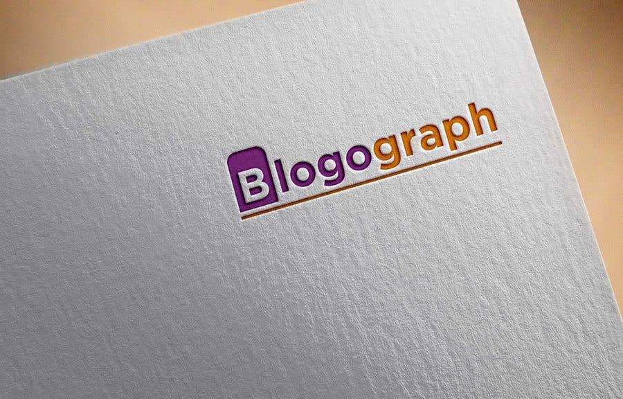 Penyertaan Peraduan #                                        27                                      untuk                                         Need a logo For my Blog Website