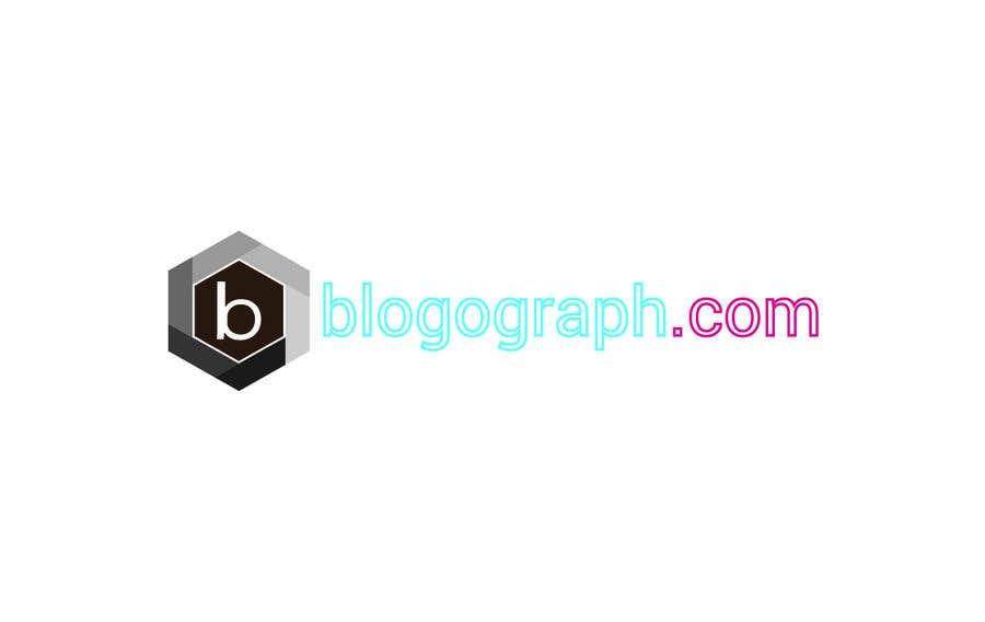 Penyertaan Peraduan #                                        28                                      untuk                                         Need a logo For my Blog Website