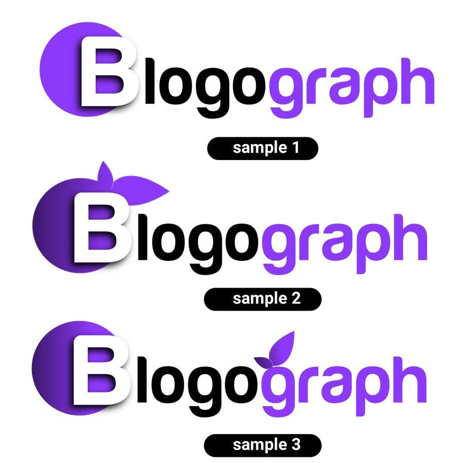 Penyertaan Peraduan #                                        29                                      untuk                                         Need a logo For my Blog Website