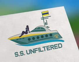 "#60 for Boat Logo - ""S.S. Unfiltered"" by shanjidanila"