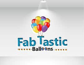 #262 untuk Logo for a balloon company oleh MdAshikuRahman25