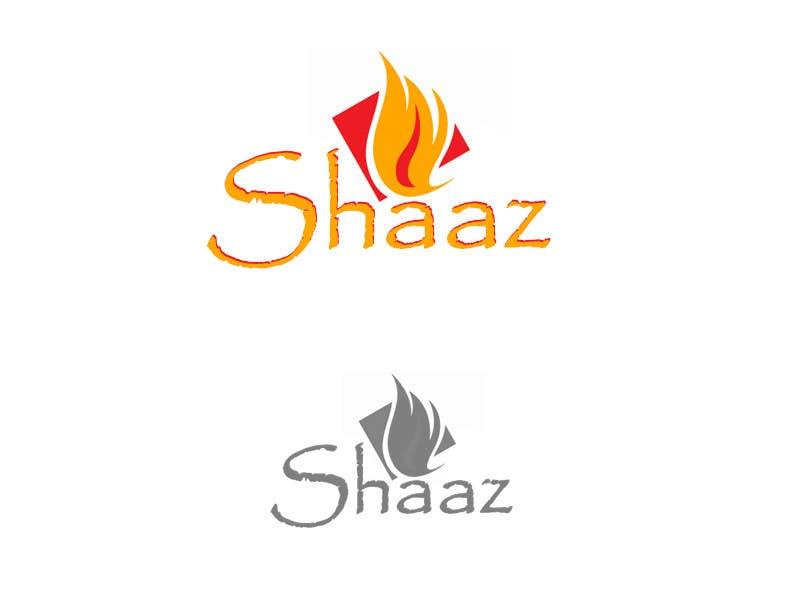 Konkurrenceindlæg #                                        7                                      for                                         Design a Logo for Shaaz -- 2