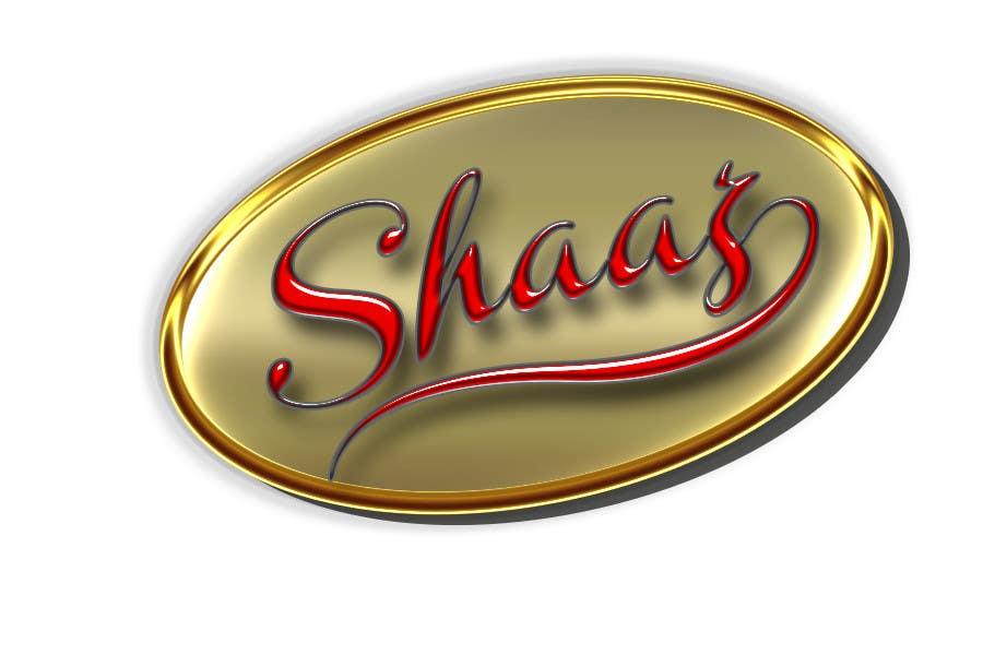 Konkurrenceindlæg #                                        26                                      for                                         Design a Logo for Shaaz -- 2