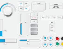 #12 for SVG User Interface Elements #1 by situaction
