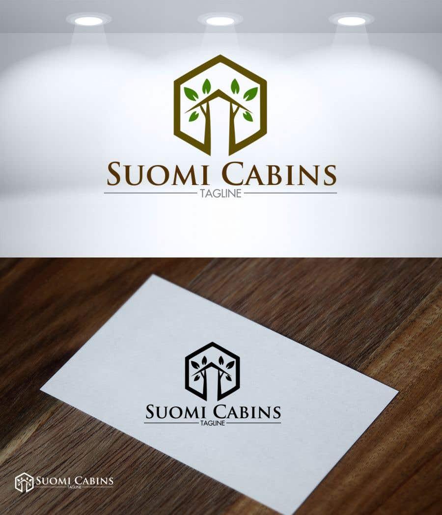 Konkurrenceindlæg #                                        77                                      for                                         I need a Logo Designer for log cabin holiday family business