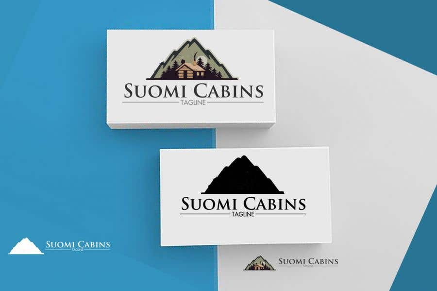 Konkurrenceindlæg #                                        79                                      for                                         I need a Logo Designer for log cabin holiday family business
