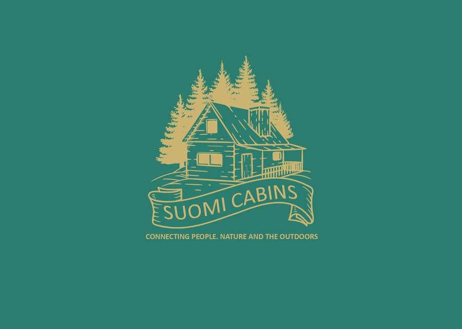 Konkurrenceindlæg #                                        95                                      for                                         I need a Logo Designer for log cabin holiday family business